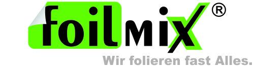 foilmix | Folierung & Werbung - Zertifizierte Verkleber